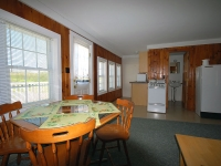 Dining Area in a Deluxe Cottage