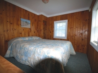 Master Bedroom in a Deluxe Cottage