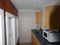 Kitchen Area of Deluxe Cottgae